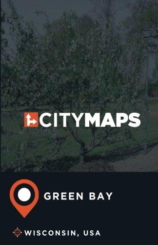 City Maps Green Bay Wisconsin, USA