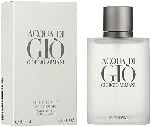 Giorgîo Armanî Acqua Di Gio Eau De Toilette Spray for Men 3.4 fl.oz