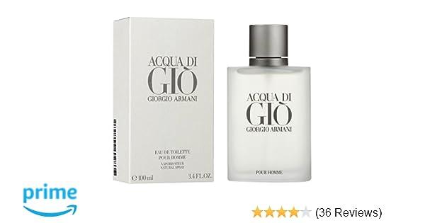 Amazoncom Giorgîo Armanî Acqua Di Gio Eau De Toilette Spray For