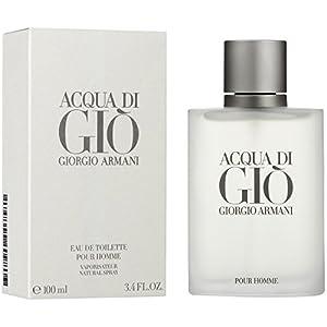 Giorgîo Armanî Acqua Di Gio Eau De Toilette Spray for Men 3.4 fl.oz