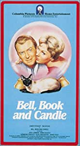 Bell Book and Candle [VHS]