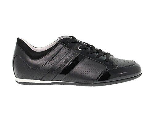 Bikkembergs Men's Bke107831 Black Patent Leather (Bikkembergs Men Shoes)