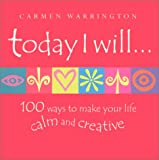 Today I Will, Carmen Warrington, 0734402384