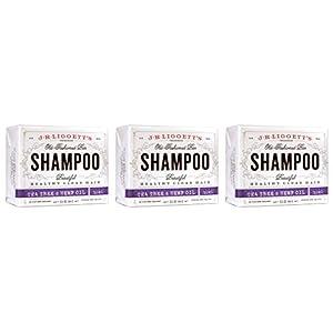 J.R. Liggett's: Bar Shampoo, Tea Tree and He...