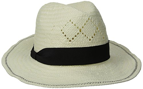 physician-endorsed-womens-belize-fedora-straw-sun-hat-with-ribbon-trim-rated-upf-30-for-sun-protecti