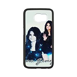 selena gomez 78 Samsung Galaxy S6 Cell Phone Case Black Customized gadgets z0p0z8-3682331