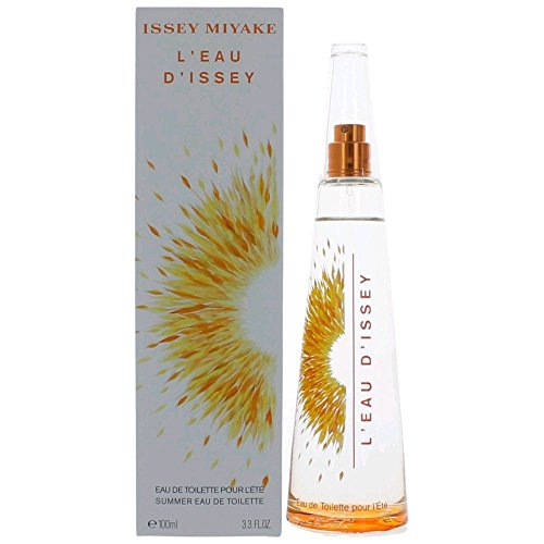 Issey Miyake L Eau D Issey Summer Eau De Toilette Spray 2016 Limited Edition 100ml 3.3oz