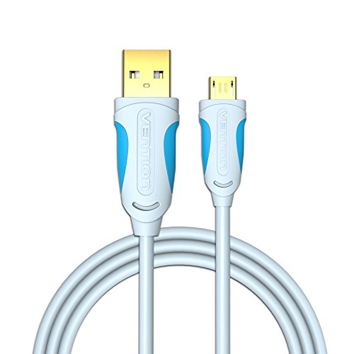 VENTION 2.0 Micro USB Cable 1.3m Data Sync Charger Cable Mobile Phone Cables for Samsung Galaxy I9300 I9500 S4 S3 HTC