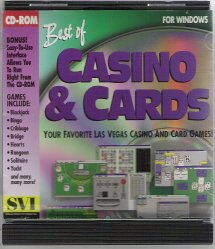1996 Casino (Best of Casino & Cards)