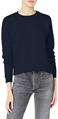 Gildan Women's Fleece Crewneck Sweatshirt, Style G18000fl