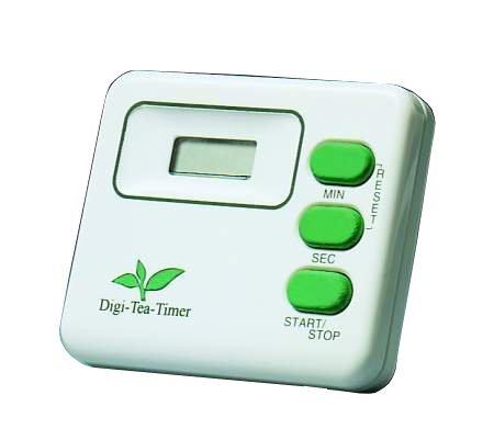 Digital Tea Timer White D&B