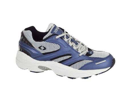 Apex Stealth Runner Men's Running 8.5 3E US Blue-White