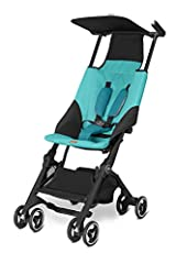 The world's smallest folding strollerWith its exceptional design innovation, the gb Pockit is the 2014 Guinness World Records most compact stroller. When folded it is the smallest and most compact stroller currently available on the market, 1...