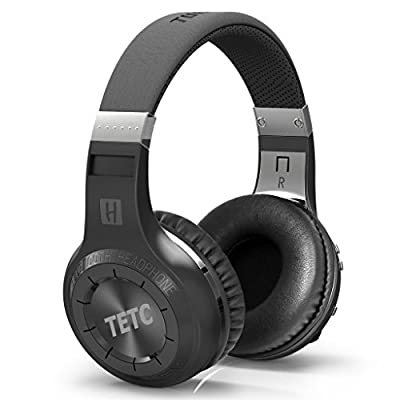 IMUSIC New Version HT(shooting Brake) Wireless Bluetooth 4.1 Stereo Headphones