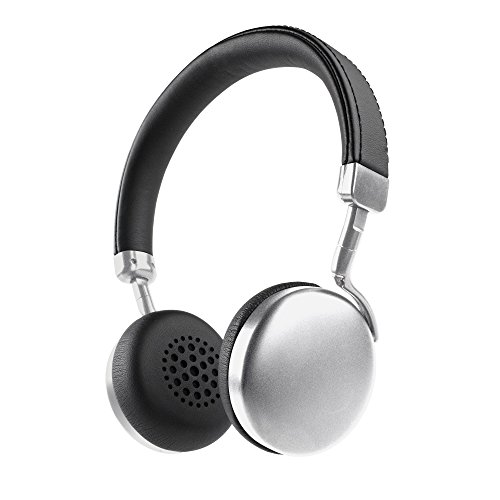 Photive HF1 Lightweight Bluetooth Headphones. Wireless On-Ear Headphones with Incredible HD Audio and 12 Hour Battery 41A9NAYGvTL