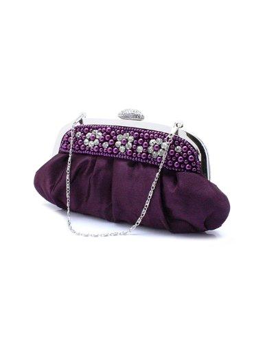 AYOZEN - Bolso de asas para hombre púrpura - morado