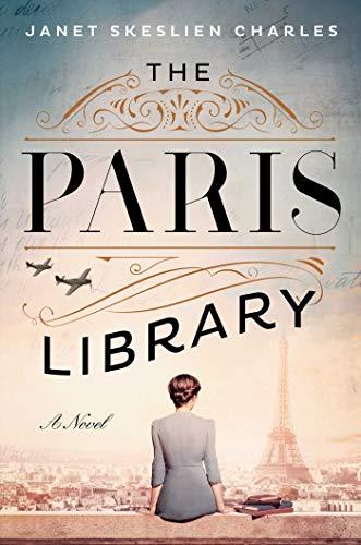 Book Cover: The Paris Library: A Novel