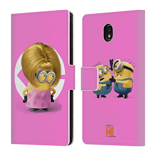 Official Despicable Me Bob Mom Costume Minions Leather