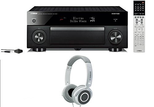 Yamaha rx a1060bl 7 2 channel network av receiver black for Yamaha 7 2 receiver reviews