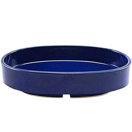 Amazon Kumi Japanese Ikebana Vase Suiban 125 X 65 Oval