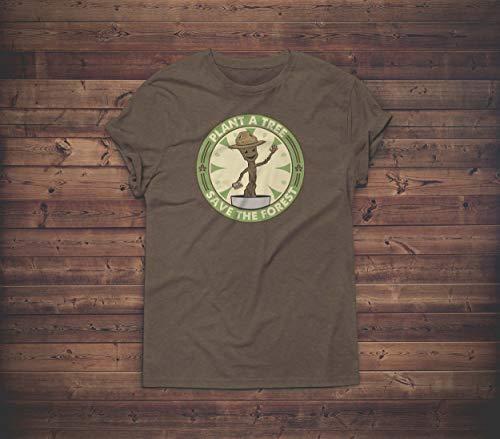 PSA Save A Guardian Plant A Tree Unisex Shirt