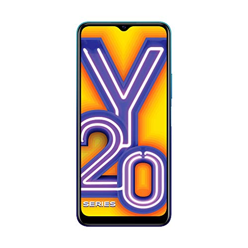 Vivo Y20i (Nebula Blue, 3GB RAM, 64GB Storage) with No Cost EMI/Additional Exchange Offers Discounts Junction