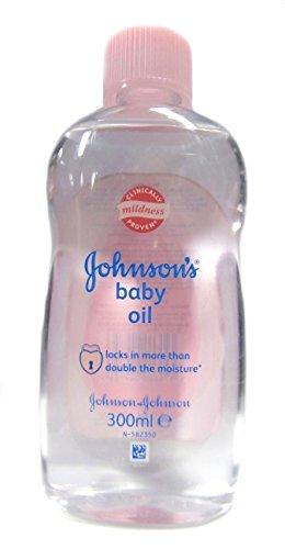 Johnson's Baby Oil 300ml Johnson' s Baby Oil 300ml
