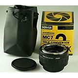 2X AF 7 (MC7) Element Teleconverter For Nikon Lenses with Lifetime Guarantee