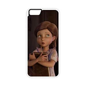 iPhone 6 4.7 Inch Cell Phone Case White Disney Tinker Bell and the Great Fairy Rescue Character Lizzy Griffths 010 MWN3868783