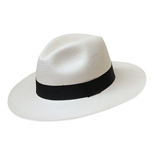 Tumia LAC Cappello Panama Fedora- Versione non arrotolabile - Vari colori   Amazon.it  Abbigliamento d4cb83040d6b
