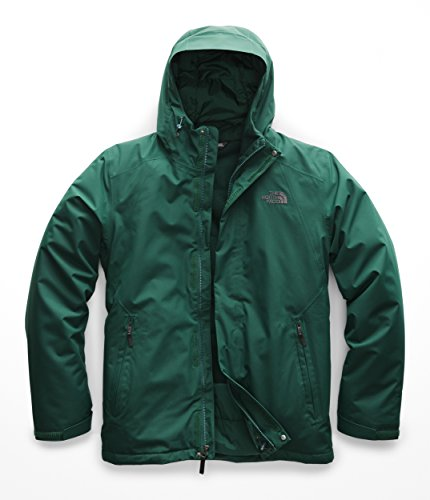 The North Face Inlux Insulated Jacket TNF Black MD