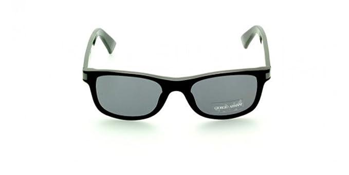 Amazon.com: Giorgio Armani GA 574/S 807bn Negro anteojos de ...