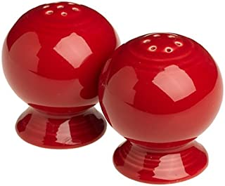 product image for Fiesta 2-1/4-Inch Salt and Pepper Set, Scarlet