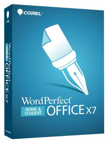 WordPerfect Office X7 Home and Student [Old Version]