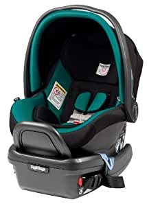 Peg Perego Primo Viaggio 4/35 Infant Car Seat with base, Aquamarine