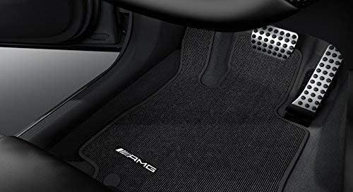Mercedes-Benz original Fußmatten Satz Velours AMG C-Klasse 205 schwarz 4-teilig