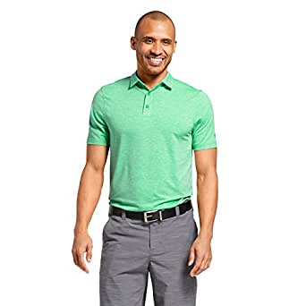 37ea5e3b1 Image Unavailable. Image not available for. Color: Champion C9 Men's  Spacedye Polo Shirt ...