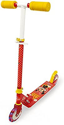Smoby Patinete 2 Ruedas c/Luces Minnie