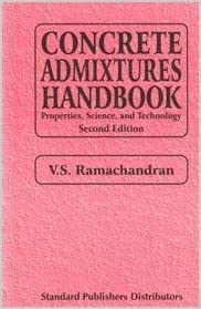 concrete admixtures h andbook 2nd ed ramach andran v s