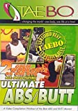 Tae-Bo Ultimate Abs and Butt (DVD)