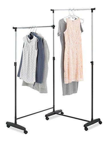 Whitmor Corner Double Garment Rack