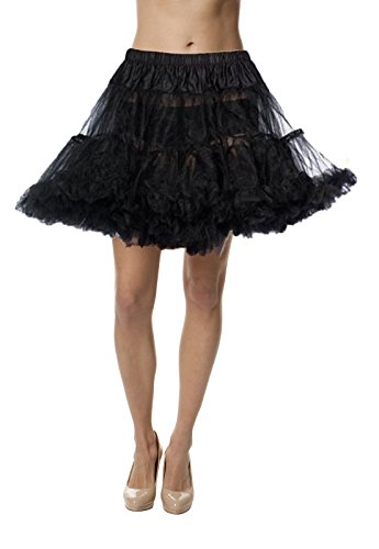 Perfect adult tutu, princess tutu, or adult dance skirt. Also great as tulle skirt, short petticoat or with a vintage dresses. Tulle fabric - Black tutu (Youth Girls Mode Pants)