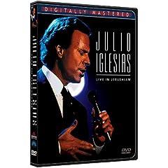 Julio Iglesias: Live - DVD