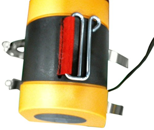 5.5 H 15 Length Red Belt 2 Wide Tensabarrier 897-15-C-35-NO-R5X-A Yellow Concealed Mount Wall Unit with Wire Clip Belt End 3.25 W 2 Wide 15/' Length Red Belt 5.5 H 3.25 L 3.25 W Tensator Group 3.25 L