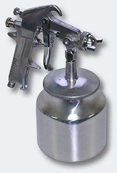 Düsen Set HVLP Lackierpistole Spritzpistole Sprühpistole 75S 1,8 mm Zubehör