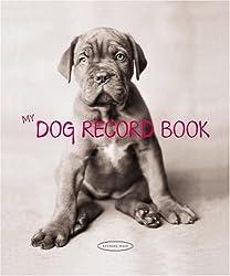 My Dog Record Book