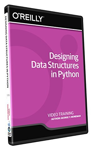 Designing Data Structures in Python - Training DVD