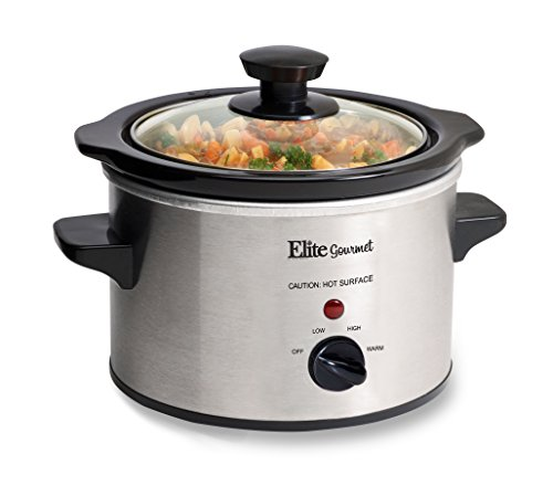 EC 2 Qt Mini Slow Cooker