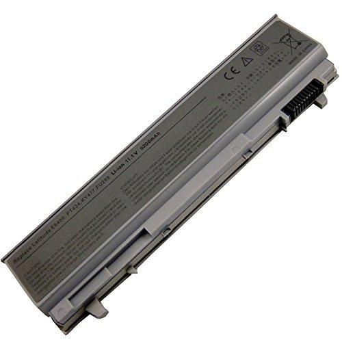 Azure Power Tech Laptop Battery for Dell Latitude E6400 E6410 E6500 E6510 PT434 KY265 MP303 W1193 by Azure Power Tech