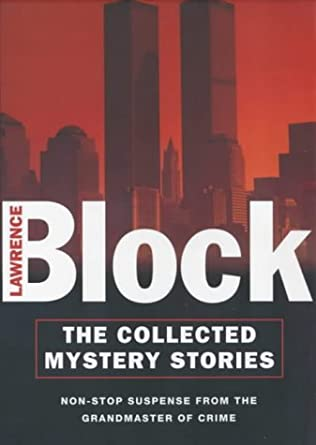 book cover of The Collected Mystery Stories